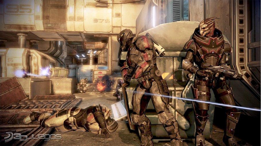 Mass Effect 3 - Multijugador