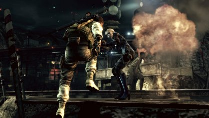 Resident Evil 5: Desperate Escape X360
