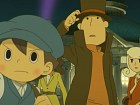 Profesor Layton y la m&aacute;scara - Gameplay: Primeros Minutos