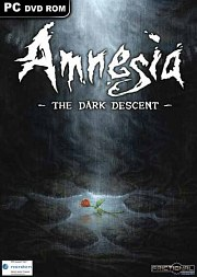Car�tula oficial de Amnesia: The Dark Descent PC