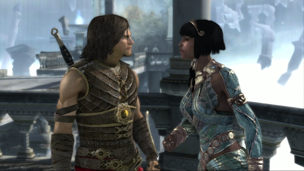 Prince of Persia Arenas Olvidadas - An�lisis
