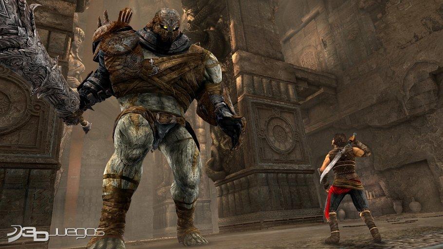 Prince of Persia Arenas Olvidadas - Impresiones jugables Beta