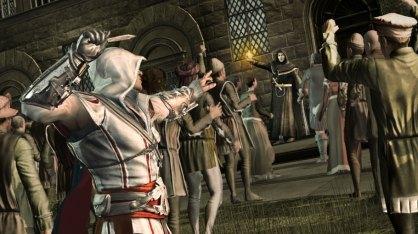 AC2 La Hoguera de las Vanidades (Xbox 360)