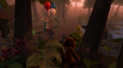 Naughty Bear (Xbox 360)