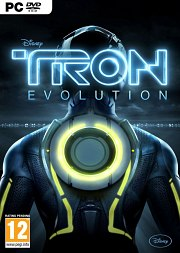 Car�tula oficial de Tron Evolution PC