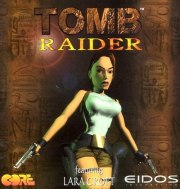 Car�tula oficial de Tomb Raider PC