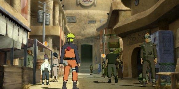 Naruto Ultimate Ninja Storm 2 an�lisis