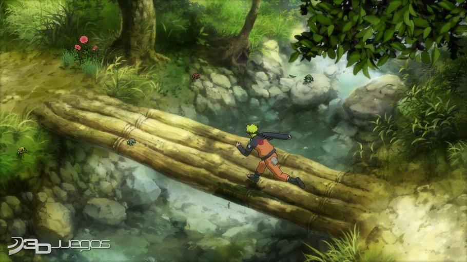 Naruto Ultimate Ninja Storm 2 - Impresiones