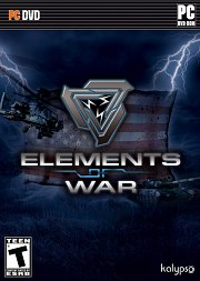 Car�tula oficial de Elements of War PC