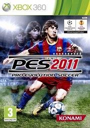 PES 2011 Xbox 360
