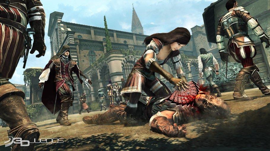 Assassin�s Creed La Hermandad - Impresiones Gamescom 2010