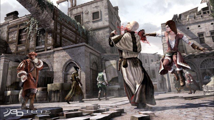 Assassins Creed Brotherhood (PC)(Full)(Español)(MEGA)