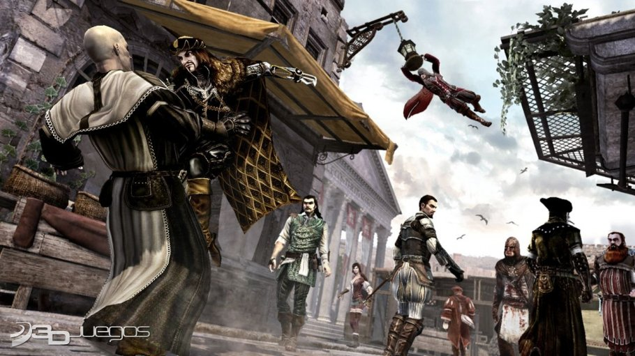 Assassin's Creed La Hermandad: Impresiones Beta ...