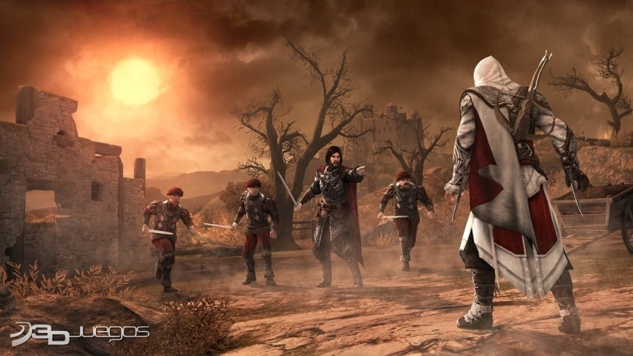 Assassin�s Creed La Hermandad - An�lisis