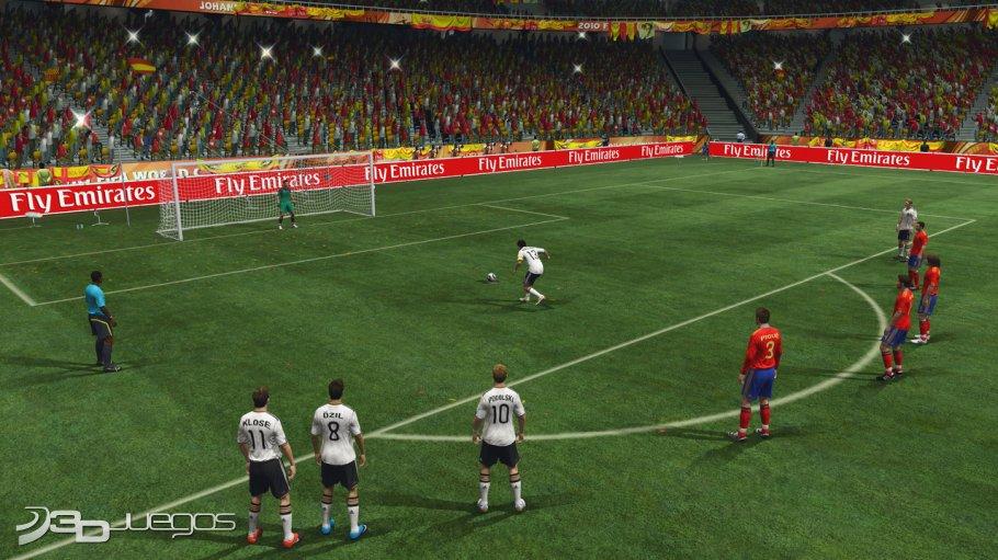 2010 FIFA World Cup - Impresiones jugables