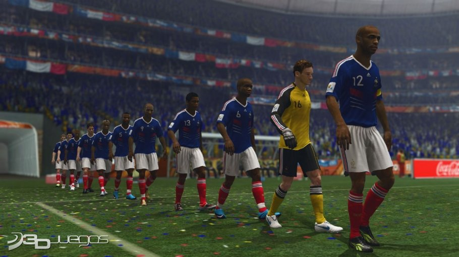 2010 fifa world cup south africa para xbox 360 3djuegos FIFA 13 FIFA 13