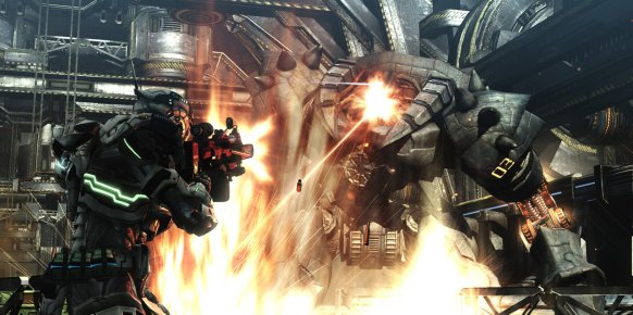 Vanquish (PlayStation 3)