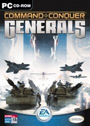 Car�tula oficial de Command & Conquer Generals PC