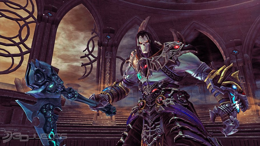 Darksiders II - An�lisis