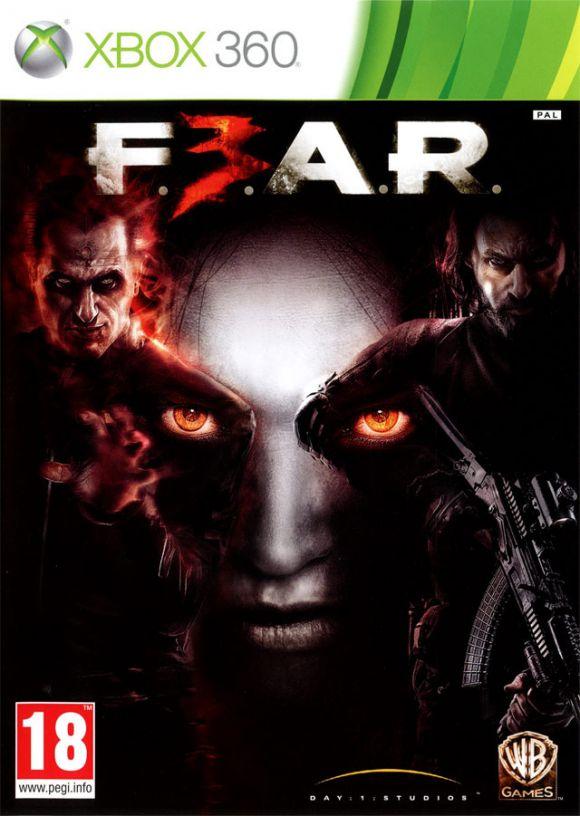 Carátula de F.E.A.R. 3