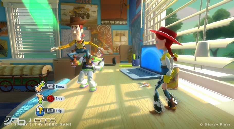 Toy Story Games Gratis : Análisis de toy story el videojuego para ps djuegos