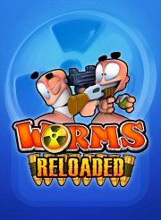 Car�tula oficial de Worms Reloaded PC