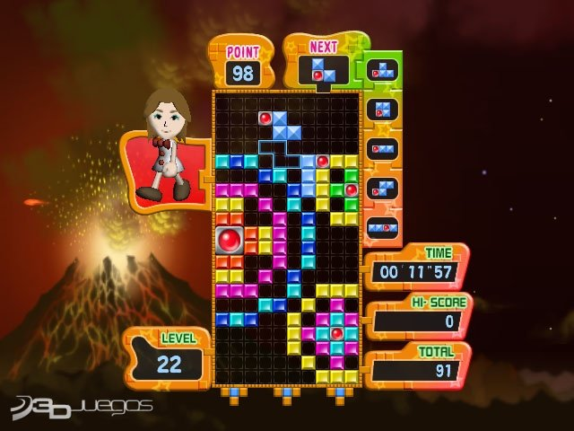 Tetris Party Deluxe - An�lisis