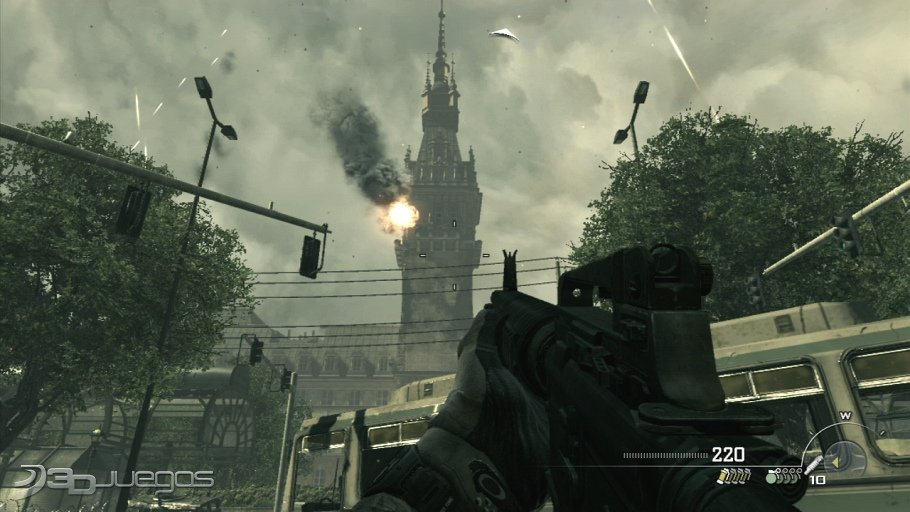 Call of Duty Modern Warfare 3 - An�lisis