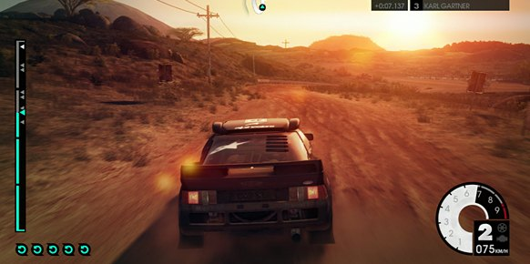 DiRT 3 (PlayStation 3)