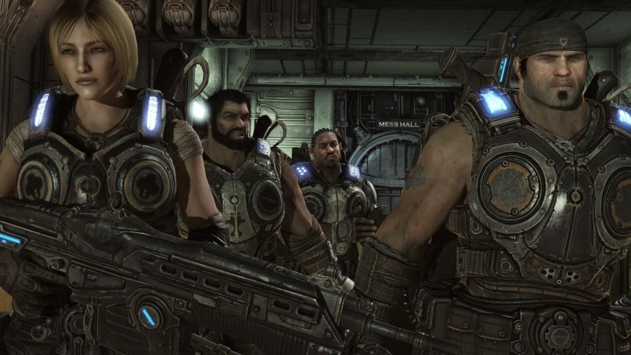 Gears of War 3 - Impresiones jugables modo Campaña
