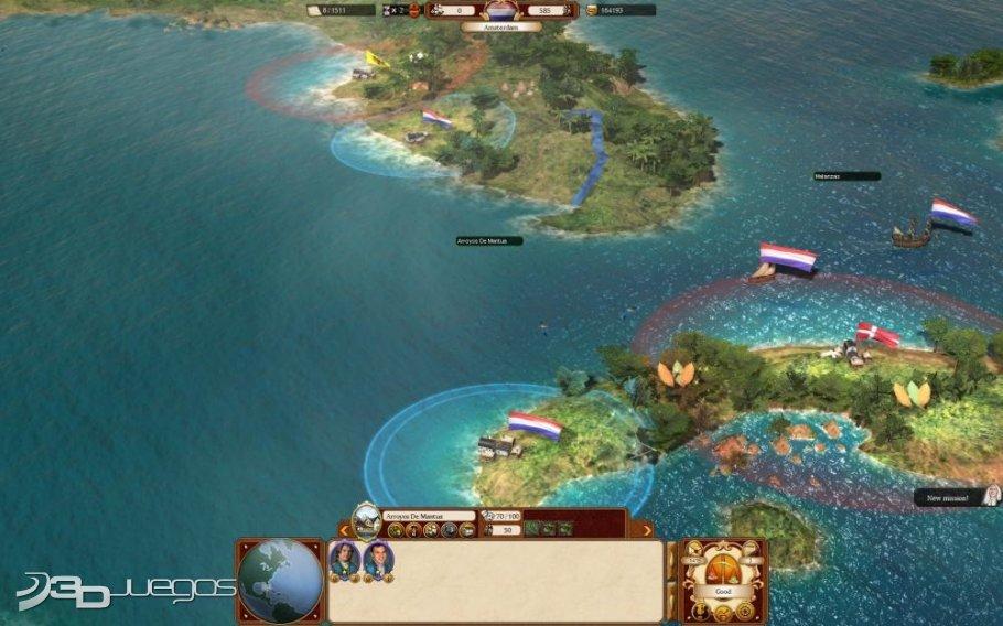 Commander Conquest of the Americas - (Todas las Novedades)