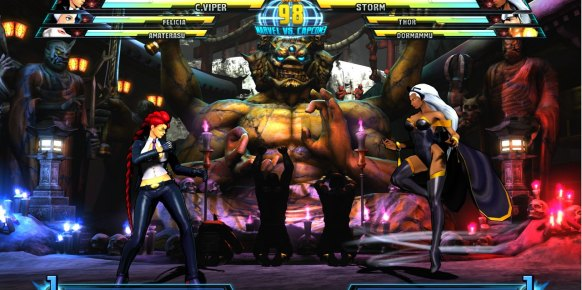 Marvel vs Capcom 3 (PlayStation 3)