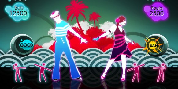 Just Dance 2 an�lisis