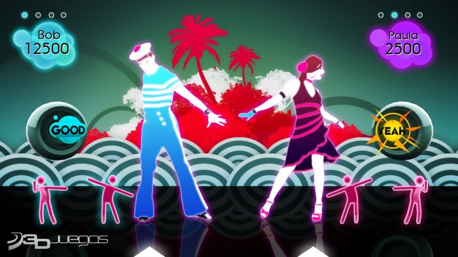 Just Dance 2 - An�lisis