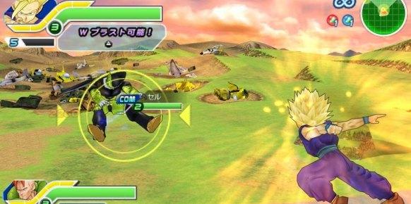 Dragon Ball Z Tenkaichi: Impresiones jugables