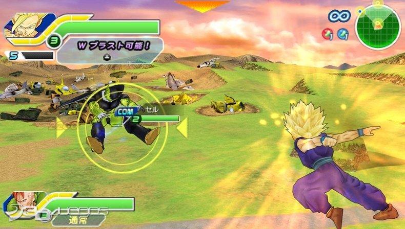 Dragon Ball Z Tenkaichi - Impresiones jugables
