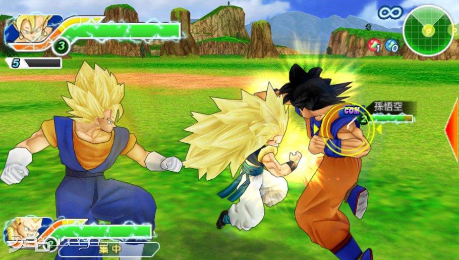 Dragon Ball Z Tenkaichi - An�lisis
