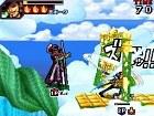 One Piece Gigant Battle - Pantalla