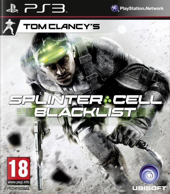Splinter Cell Blacklist Para Ps3 3djuegos
