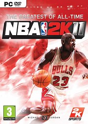 Car�tula oficial de NBA 2K11 PC