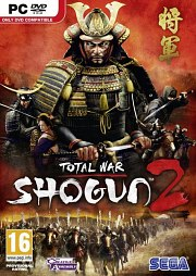Car�tula oficial de Shogun 2: Total War PC