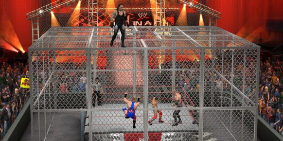 WWE Smackdown vs. RAW 2011 an�lisis