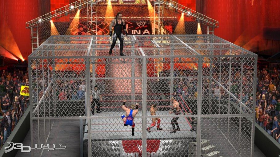 WWE Smackdown vs. RAW 2011 - An�lisis