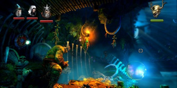 Trine 2 (PlayStation 3)