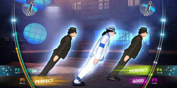 Michael Jackson The Experience (Nintendo Wii)