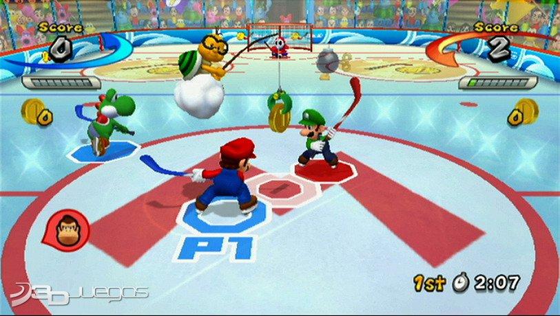 Mario Sports Mix - An�lisis
