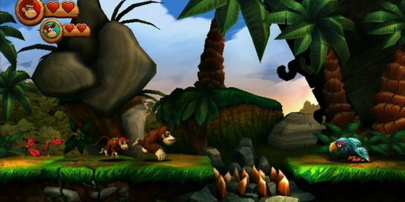 Donkey Kong Country Returns: Impresiones E3 2010