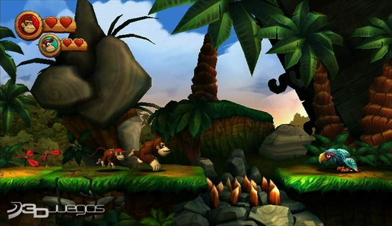 Donkey Kong Country Returns - Impresiones E3 2010