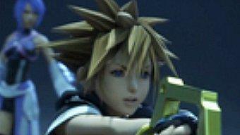 Video Kingdom Hearts 3D, Trailer de Lanzamiento