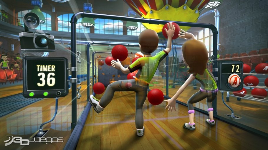 Kinect Adventures - An�lisis